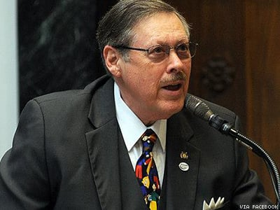 Kentucky Lawmaker: Fine Schools $2,500 Every Time a Trans Student Uses 'Wrong' Bathroom