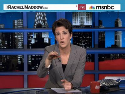 WATCH: Rachel Maddow Skewers Bobby Jindal Prayer Rally