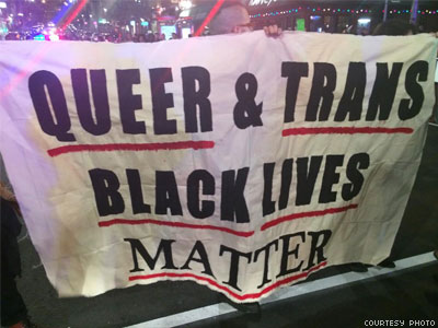 Op-ed: Why Black Lives Should Matter to All LGBT People