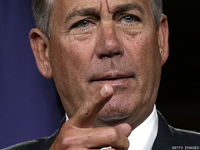 Boehner: House Repubs Will Stay Out of Supreme Court Marriage Case
