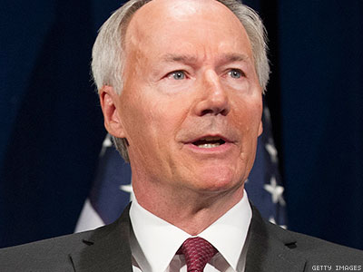 Arkansas Governor Lets Anti-LGBT Bill Become Law