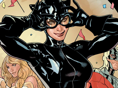 DC's Catwoman Comes Out of the Closet