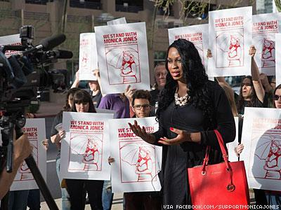 Phoenix Drops 'Walking While Trans' Charges Against Monica Jones
