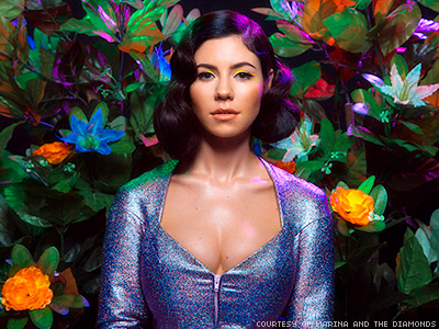 WATCH: Marina and The Diamonds 'You Can't Pin Me Down'