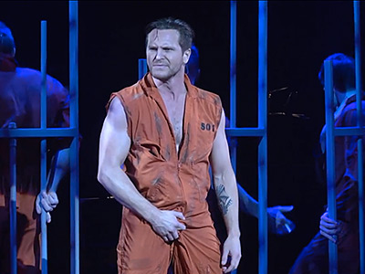 Cell Block Tango Stops the Show at Broadway Backwards