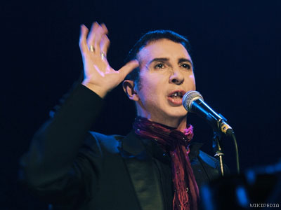 Electro-Pop Pioneer Marc Almond Talks New Album