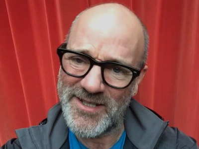 WATCH: Michael Stipe to Gov. Pence: 'Go F--- Yourself'