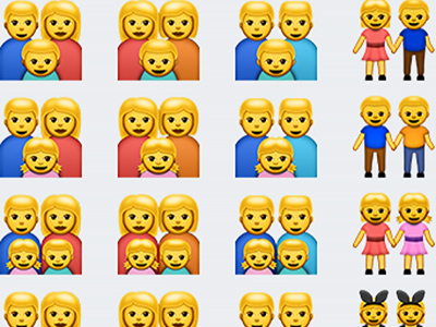 Apple's New Emoji Are The Gayest Ones Yet