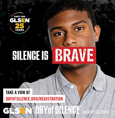 Op-Ed: How Day of Silence Turns Oppression Into Empowerment