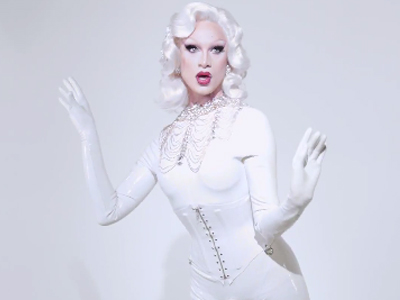 Drag Race' Star Miss Fame Releases 'Rubber Doll' Music Video ...