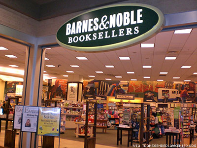 Denied Female Identity at Barnes & Noble, California Trans Employee Files Suit