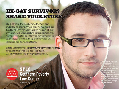 Could New Jersey Pay Damages for Conversion Therapy Victims?