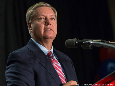 The Great Ambiguity of a President Lindsey Graham