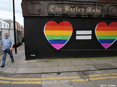 Op-ed: Ireland's Marriage Decision Will Reverberate Around the World