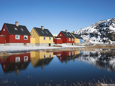 Greenland Parliament Unanimously Green-Lights Marriage Equality
