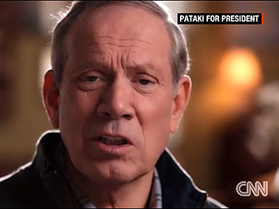George Pataki: The Pro-Marriage Equality Republican President?