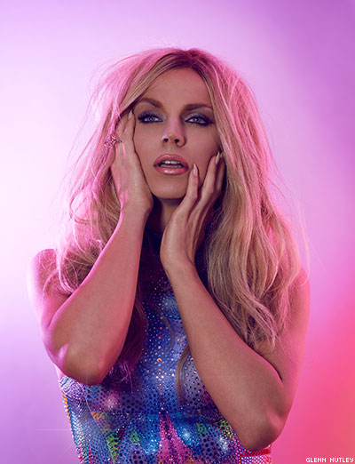 Courtney Act Is No Dumb Blonde