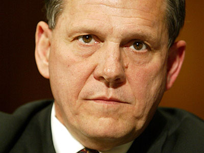 Roy Moore: Marriage Equality Will 'Literally Cause the Destruction of Our Nation'