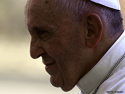 Is the Pope's Environmental Encyclical Anti-transgender?