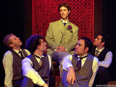 Nyet: Play About Oscar Wilde Banned in Moscow