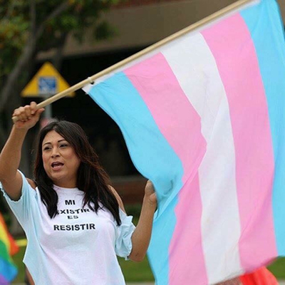 Obama's Trans Heckler: 'I Just Had to Send a Message'