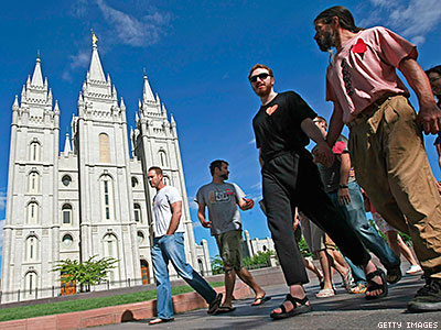 Op-ed: Thank You, Mormon Church
