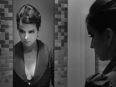 PHOTOS: Patricia Velasquez Is a Neo-Noir Star in Guys Reading Poems