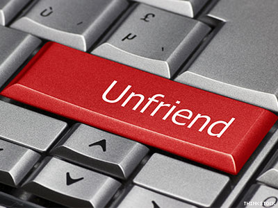 Op-ed: Why I Unfriended My Mother