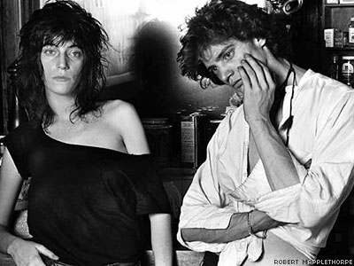 Patti Smith Memoir Just Kids Soon to Be a Showtime Limited Series