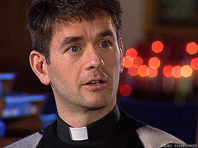 Catholic Priest: Gay Sex Is Like a Bagel in the Ear