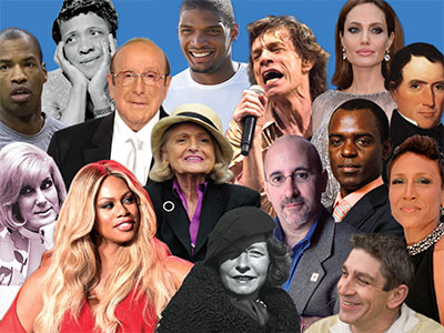Op-ed: Here Are the 31 Icons of 2015's Gay History Month