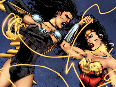 Wonder Woman Fights for Marriage Equality in Upcoming Issue