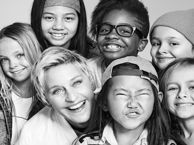2730c3845 Ellen DeGeneres and Gap Launch New Clothing Line for Girls That Challenges  Stereotypes