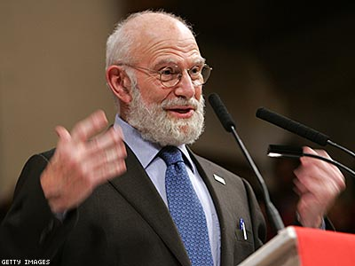 Oliver Sacks, Famed Gay Neurologist and Author, Dies at 82