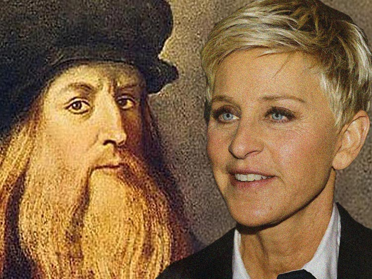 When We Were Kings: LGBT History From da Vinci to DeGeneres