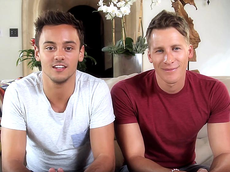 TOM DALEY DUSTIN LANCE BLACK