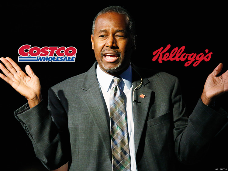 Ben Carson, Costco, and Kellogg