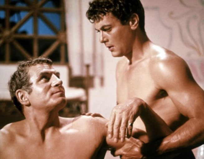 Is tony curtis bisexual