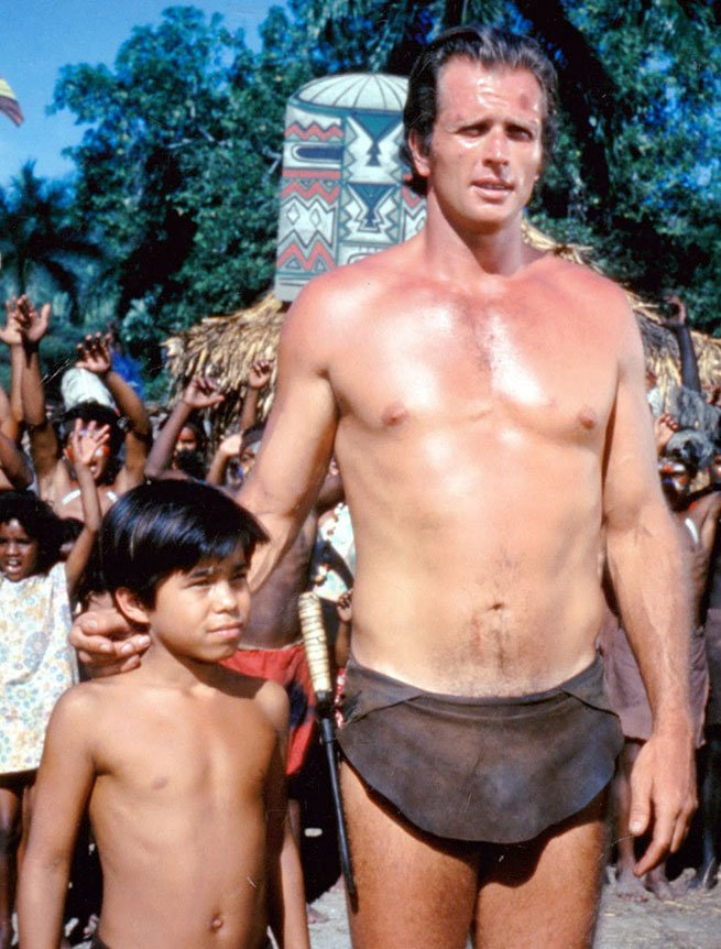 Hollywood Hunks Laid Bare: 1960s-1970s