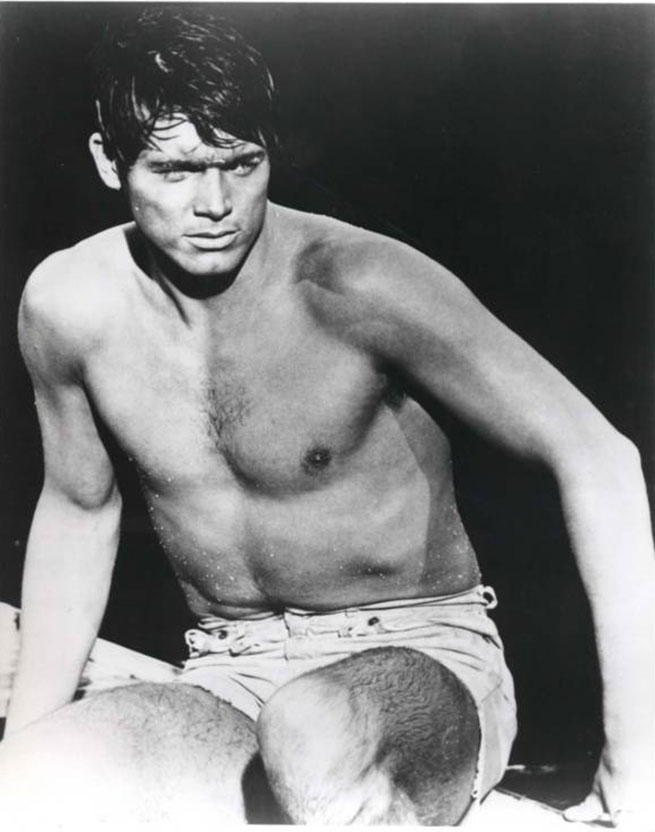 Hollywood Hunks Laid Bare: 1960s-1970s | Mike henry