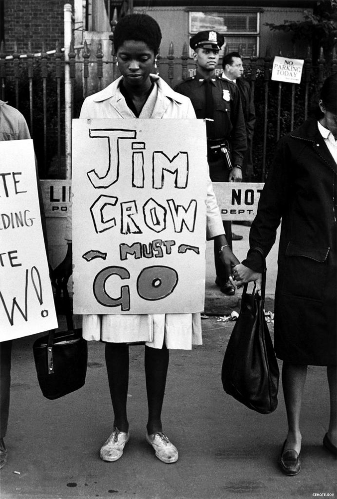 African-American Resistance to Jim Crow in the South