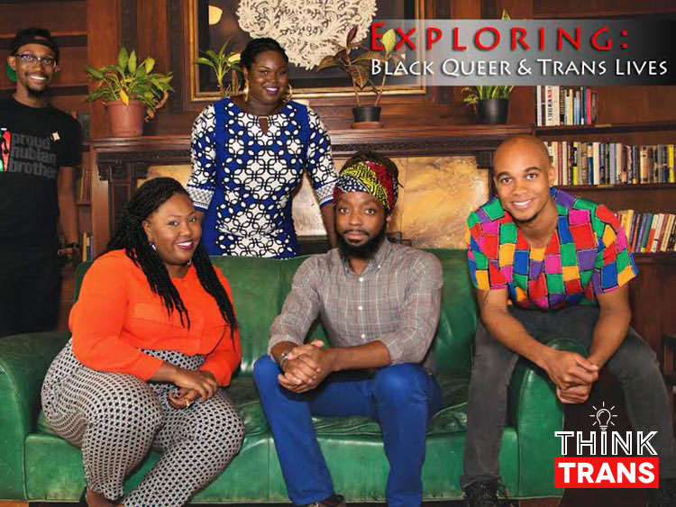 Exploring black queer and trans lives