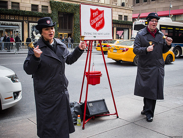 Salvation army canada anti gay