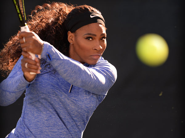Serena Williams teaching a MasterClass? Yes, please
