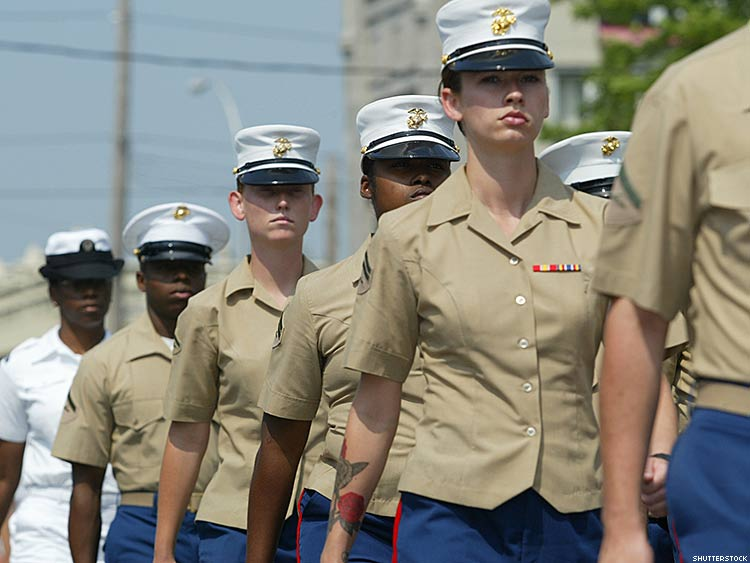 Marine Corps training and titles will be changed to gender-neutral phrases by April 1, 2016