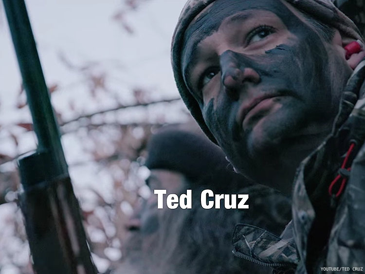 YOUTUBE/Ted Cruz