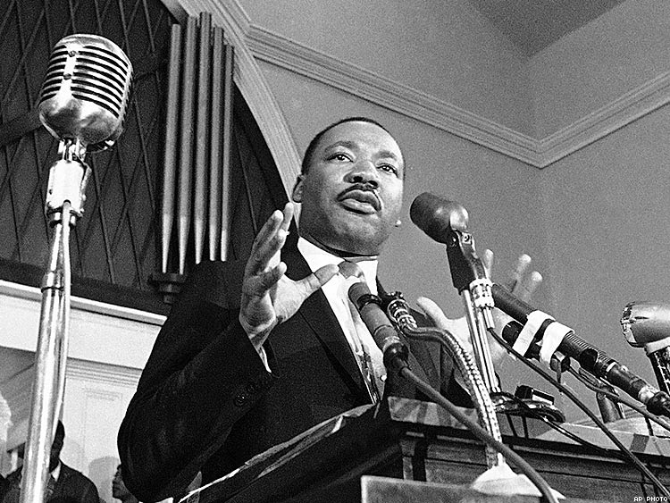 Would MLK Have Supported Marriage Equality?
