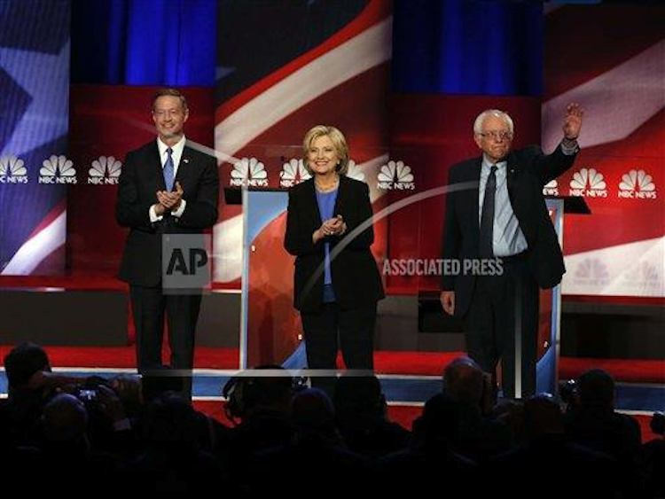 omalley-clinton-sanders