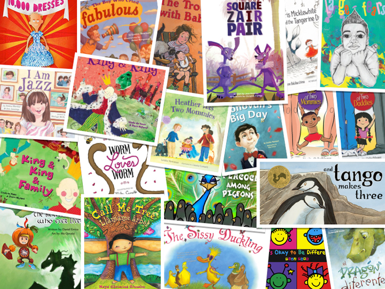 books lgbt childrens kid advocate read every favorite