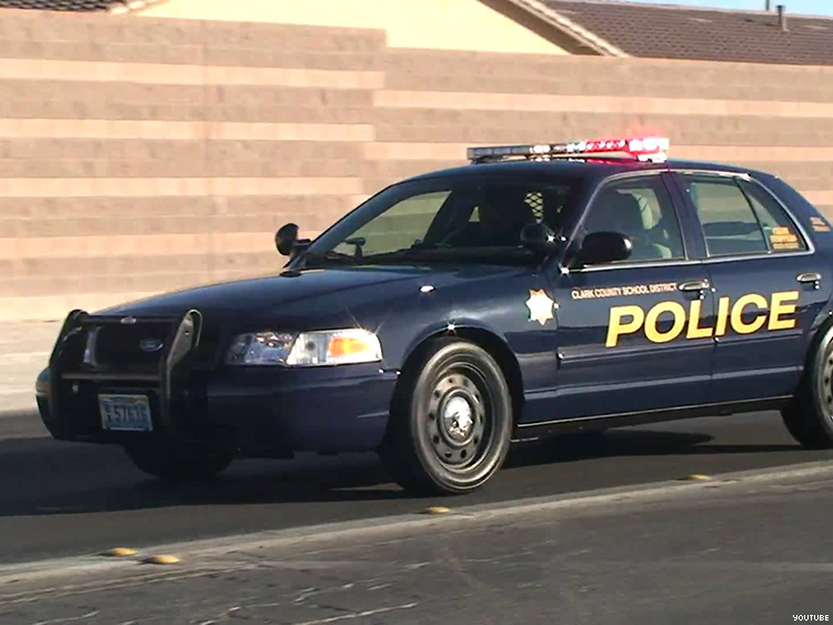 Clark County School District Police